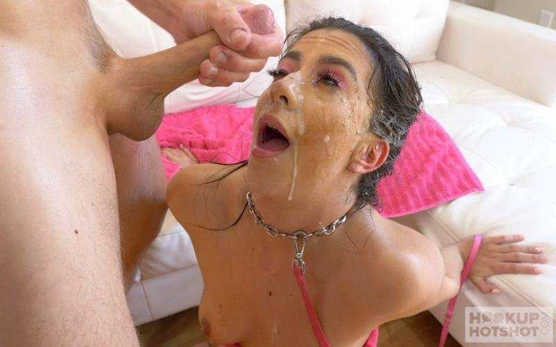 Natalie Brooks - Episode 213 (Facial) [SD] - HookupHotshot.com