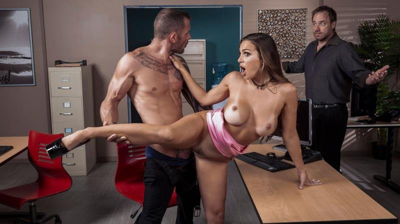 Abigail Mac - First Impressions Are Important (Brunette) [SD] - BigTitsAtWork.com / Brazzers.com-Год производства: 2019 г.