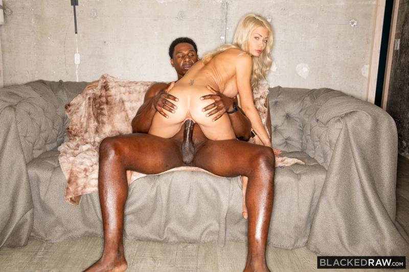 Riley Steele - Rerouted (Blonde) [SD] - BlackedRaw.com