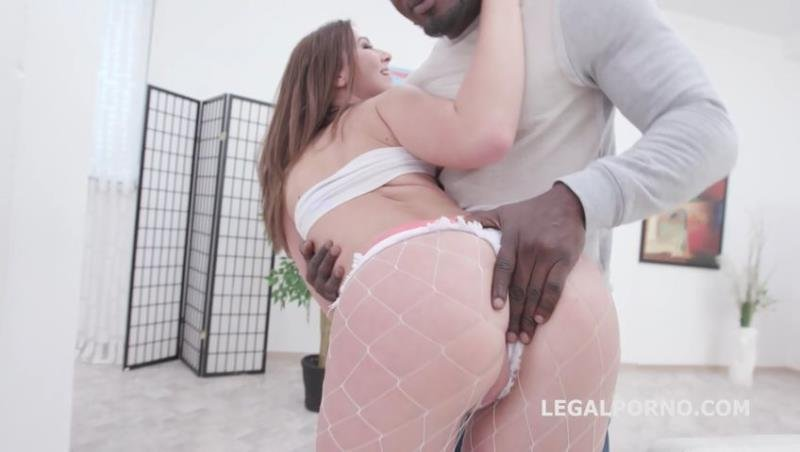Alessandra Amore, Mike, Yves Morgan, Antonio Black - Waka Waka Blacks Are Coming with Alessandra Amore Balls Deep Anal, DP, DAP, Gapes, Swallow GIO1291 (2019) SD 480p (Gangbang) [SD] - LegalPorno.com