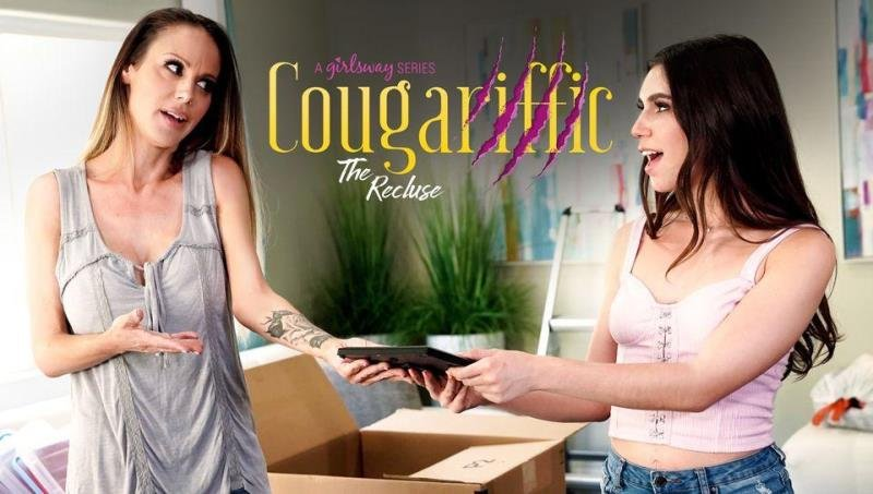 Gianna Gem, McKenzie Lee - Cougariffic The Recluse (Blonde) [SD] - GirlsWay.com