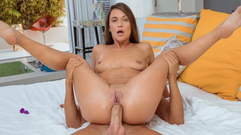 Alyssa Reece - While He's Away (Blowjob) [SD] - Tushy.com
