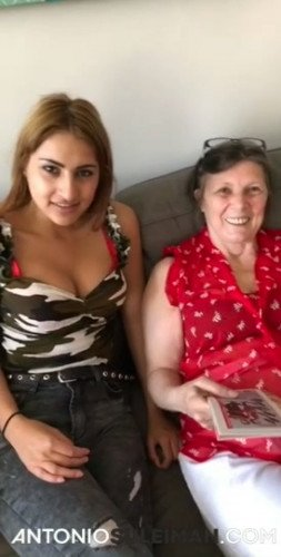 mom and step daughter - The fucked up mom and step daughter (Blowjob) [SD] - ANTONIOSULEIMAN.COM