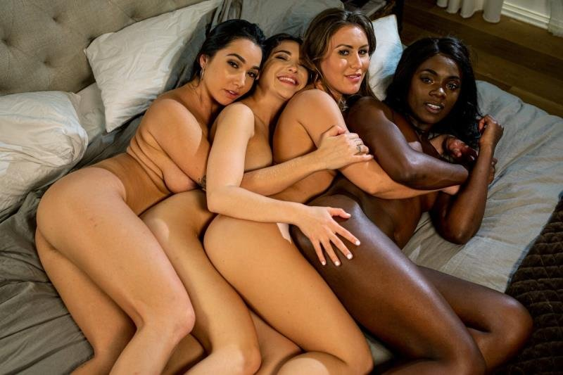 Karlee Grey, Ana Foxxx, Jane Wilde, Paige Owens - Lucky Seven: Episode 6 () [SD] - DigitalPlayground.com