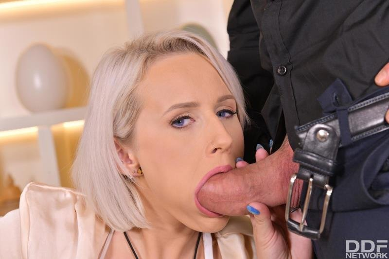 Angel Wicky - Busty Blonde Lives Out Her Lust (Blonde) [SD] - DDFBusty.com