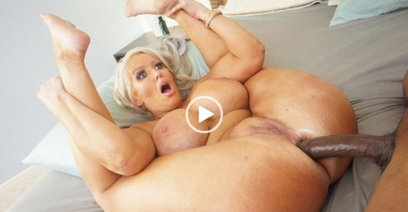 Alura Jenson - Big Boob Babe Want A Cock To Fill Her Ass (Blonde) [SD] - AnalOverdose.com