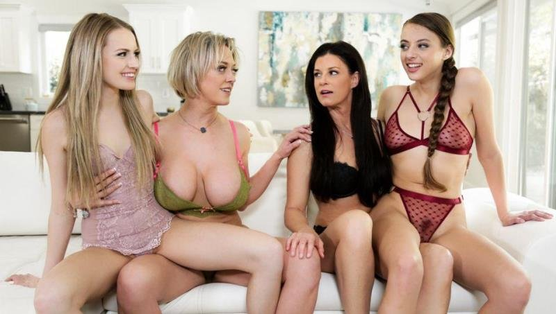 India Summer, Scarlett Sage, Gia Derza, Dee Williams - Mother's Day Blues (Teen, Young) [SD] - MommysGirl.com / GirlsWay.com