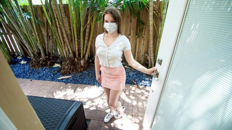 Eliza Eves - Quarantined In College (Teen, Young) [SD] - StayHomePOV.com / TeamSkeet.com