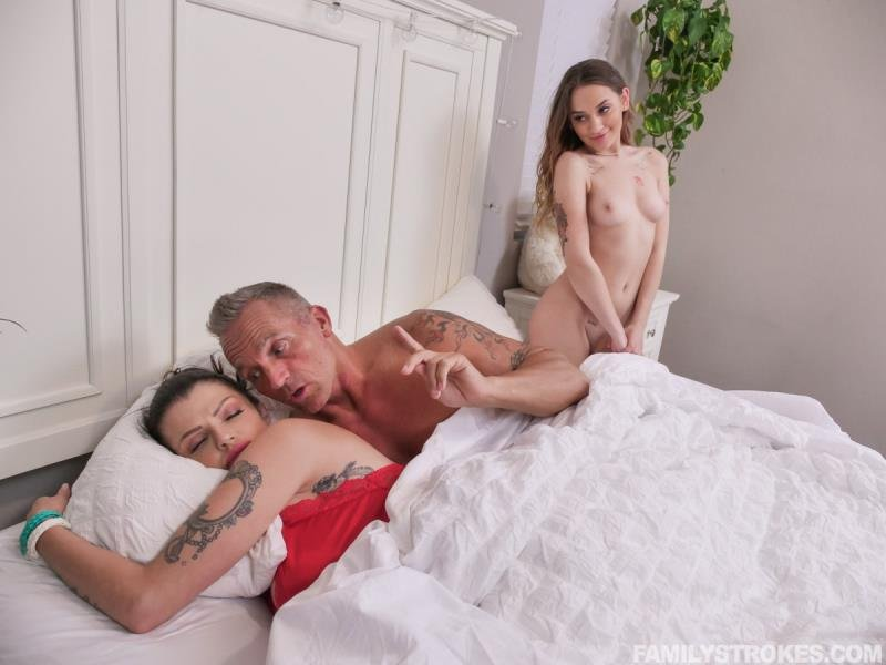 Joslyn James, Sera Ryder - Reunited (Teen, Young) [SD] - FamilyStrokes.com / TeamSkeet.com