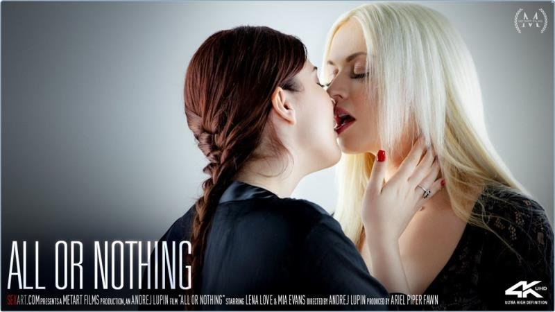 Lena Love  Mia Evans - All Or Nothing (Blonde) [SD] - All Or Nothing