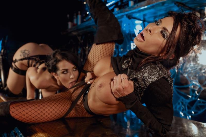 Katrina Jade, Madison Ivy - No Mercy For Mankind (Brunette) [SD] - DigitalPlayground.com