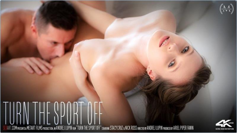 Stacy Cruz - Turn The Sport Off (Brunette) [SD] - SexArt.com