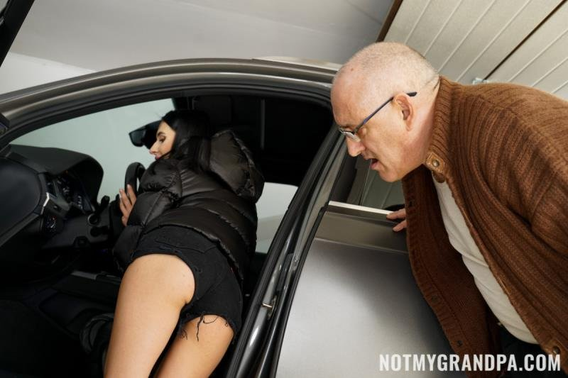 Alyssa Bounty - Surprise Sugar Baby (Latina) [SD] - NotMyGrandpa.com