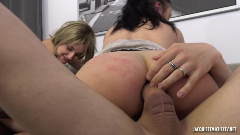 Angelina, Marie - Marie Tries Her Hand At Orgy! (Group) [SD] - JacquieEtMichelTV.net